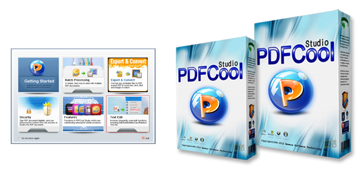PDFCool Free PDF Conversion - Free PDF Conversion Software
